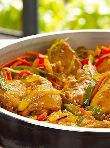 Pollo al disco for Essen proveedores